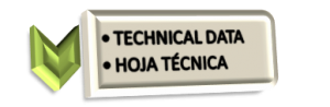 Hoja técnica thermocouple cables termopares Ascable Recael